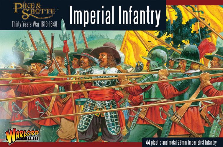 Thirty Years War: Imperialist Regiment (42)