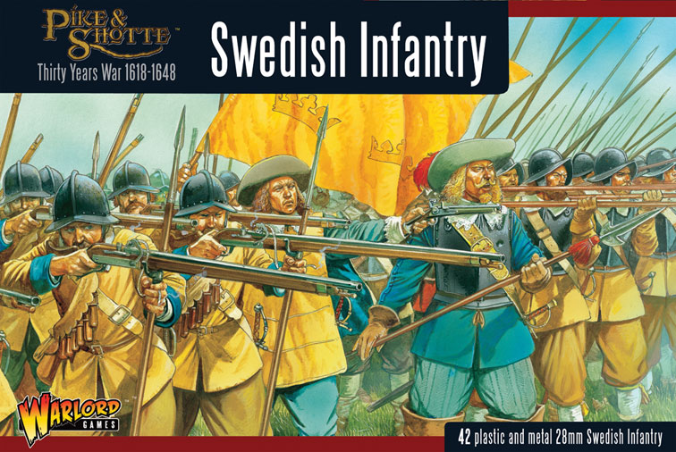 Thirty Years War: Thirty Years War Swedish Regiment (44)