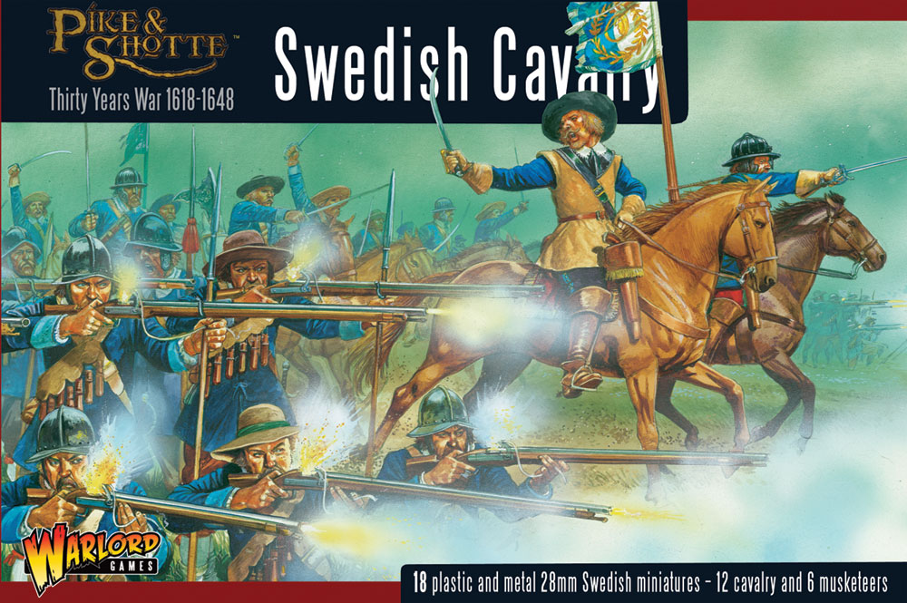 Thirty Years War: Thirty Years War Swedish Cavalry