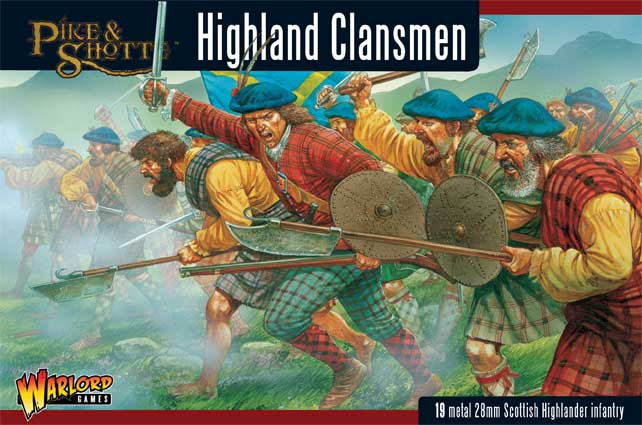 English Civil War: Highlanders (19)
