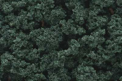 Bushes - Dark Green
