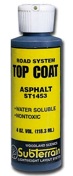 Top Coat -  Asphalt