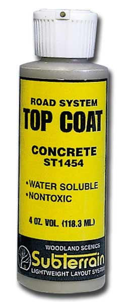 Top Coat -  Concrete