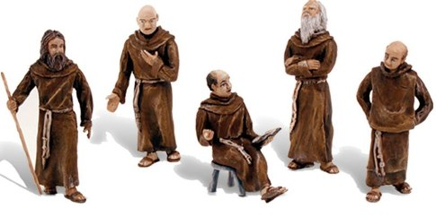 Scene-A-Rama - Scene Setters: Friars and Monks