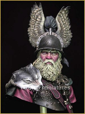 Celtic Warrior Hallstatt 6th Century B.C