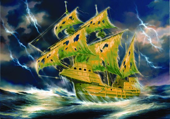 The Flying Dutchman (Ghost Ship)