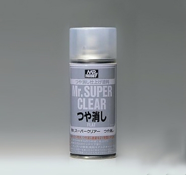 Mr. Super Clear Flat Spray (170ml)