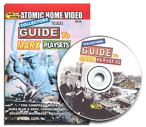 Volume I: Collectors Guide to Marx Playsets