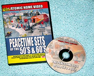 Volume IV: Peacetime Sets of the 1950s and 1960s DVD