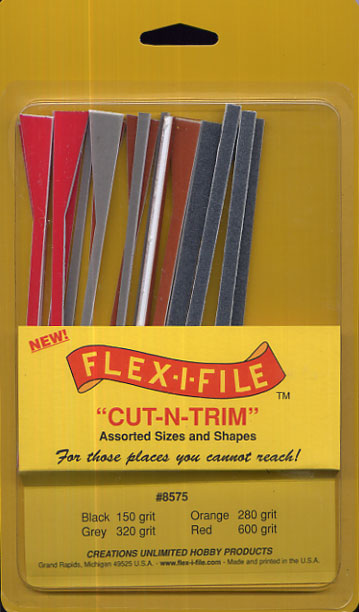 Flex-I-File Cut-n-Trim