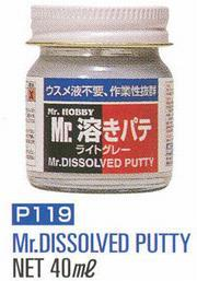 Mr. Dissolved Putty