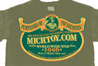 Michigan Toy Soldier T-Shirts