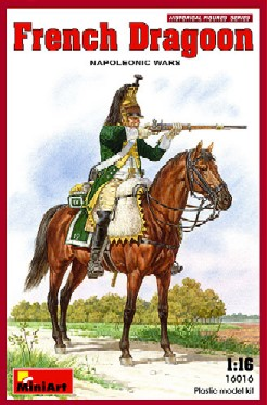 Napoleonic Wars French Dragoon