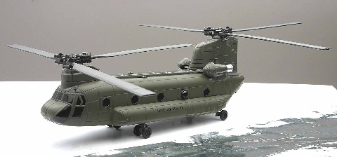 CH47 Chinook US Army Helicopter