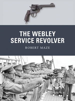 Osprey Weapon: The Webley Service Revolver