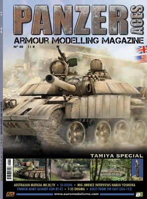 Panzer Aces Magazine Issue 40