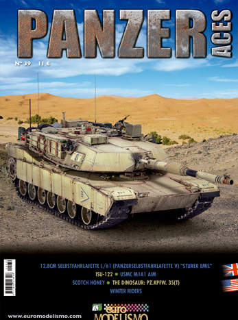 Panzer Aces Magazine Issue 39