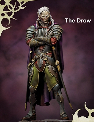 Scale World Fantasy: The Drow