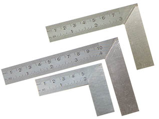 6 inch Carbon Steel Machine Square 90� Angle