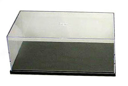 Display Case- 9.125 L x 4.75 W x 3.325 H