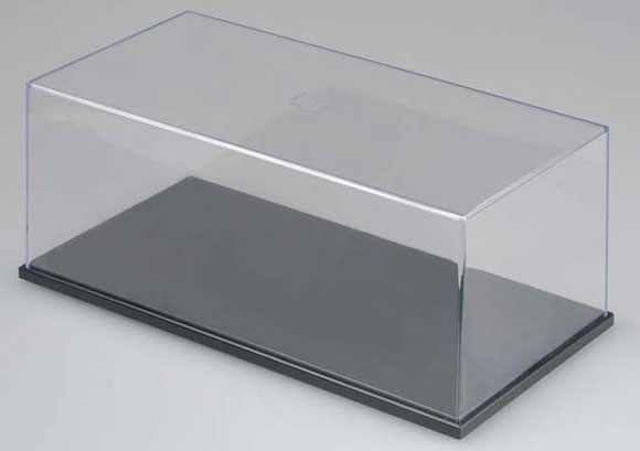Display Case- 12.5 L x 6 W x 4.5 H