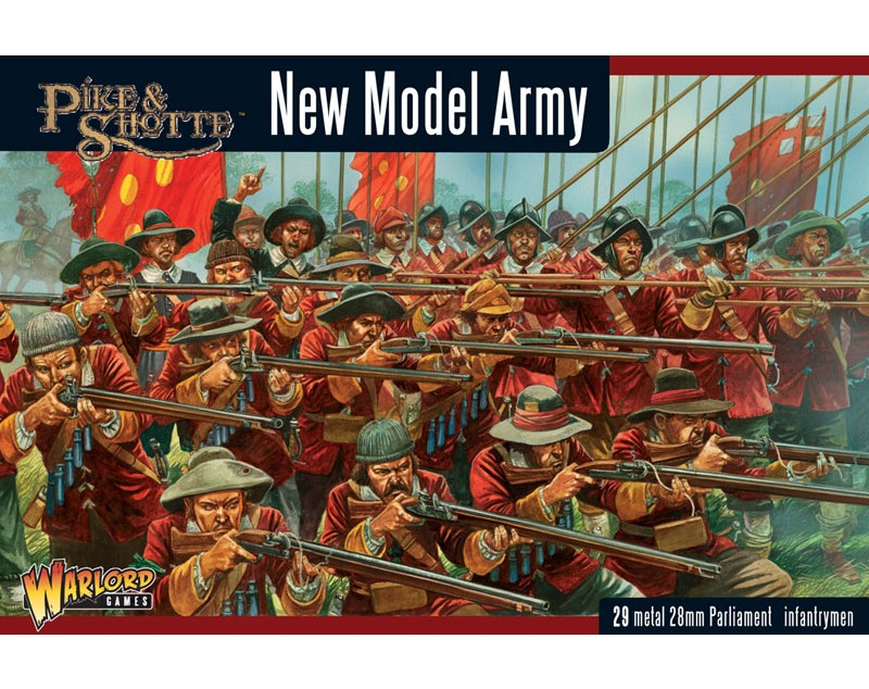 English Civil War: New Model Army