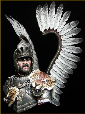 Polish Winged Hussar 17th Century