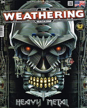 The Weathering Magazine no. 14 Heavy Metal!