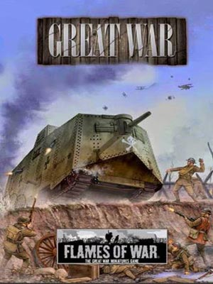 Great War by Flames of War Is Here!