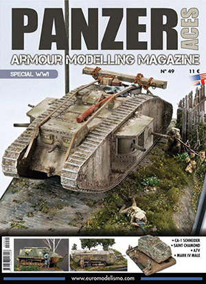 Panzer Aces Magazine no. 49 Special Issue WWI