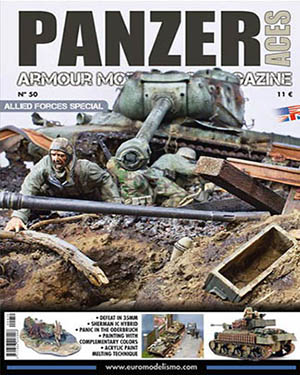 Panzer Aces Magazine no. 50