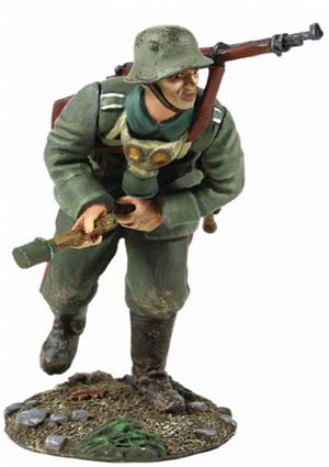 W. Britains New WWI Germans Now Available