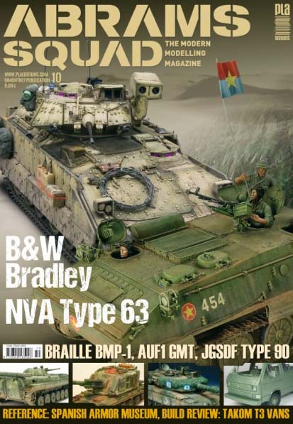Abrams Squad: The Modern Modelling Magazine Issue 10