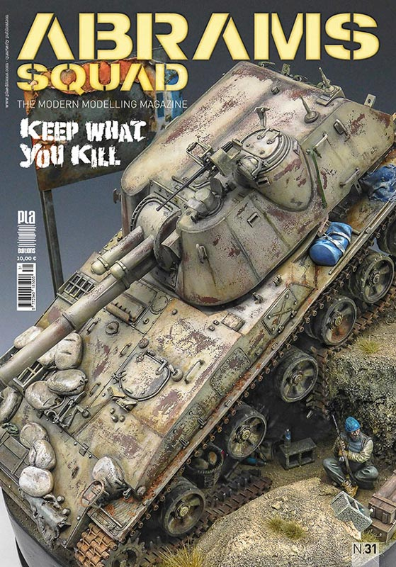 Abrams Squad: The Modern Modelling Magazine no. 31