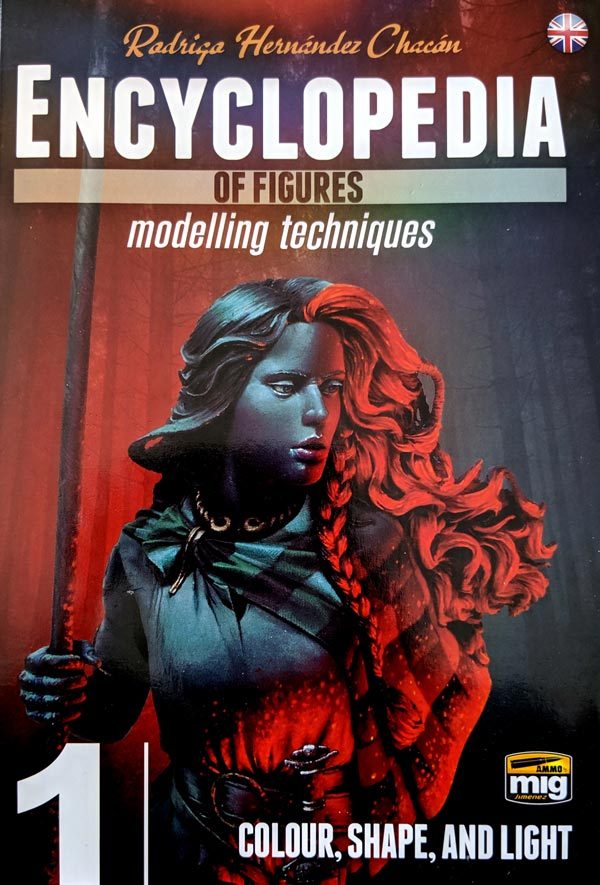 Encyclopedia of Figures Modelling Techniques Vol. 1 - Colour, Shape and Light