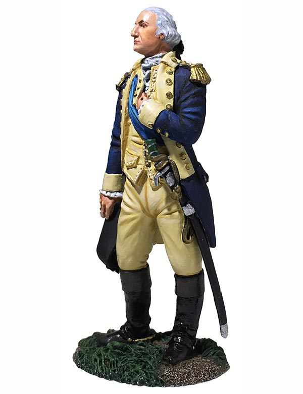 George Washington, 1780-83