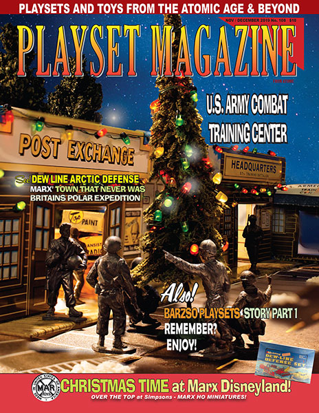Playset Magazine Issue 108: U.S. Army Combat Training Center