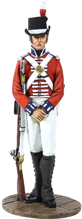 Jack Tars & Leathernecks Collection: British Royal Marine, 1805 No.1