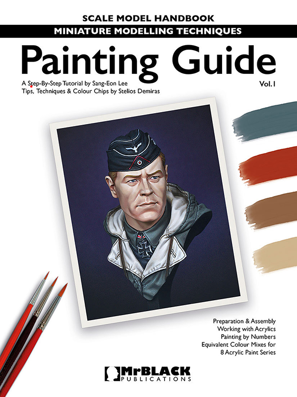 Mr. Black PAINTING GUIDE 1