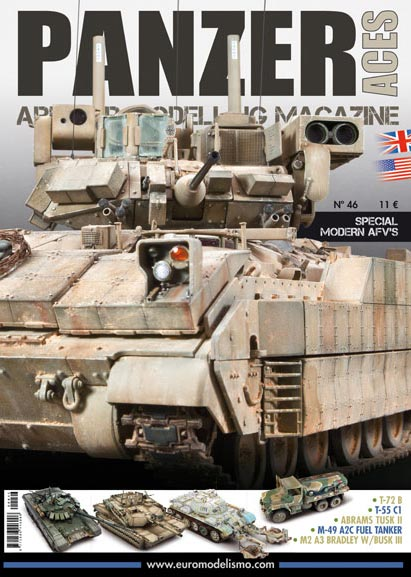 Panzer Aces Magazine Issue 46