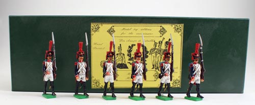Mulberry Miniatures Special Edition 45th Of The line Grenadiers Marching