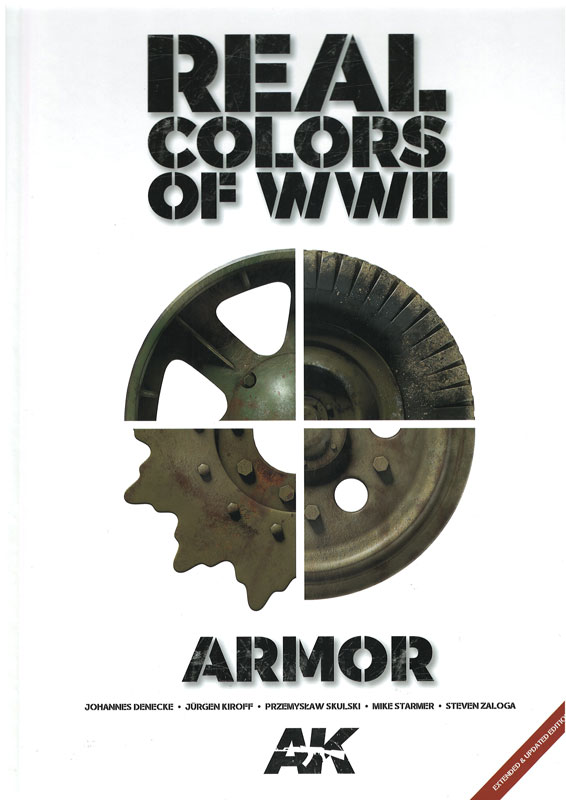 Real Colors Of WWII Armor – New 2nd Extended & Updated Version