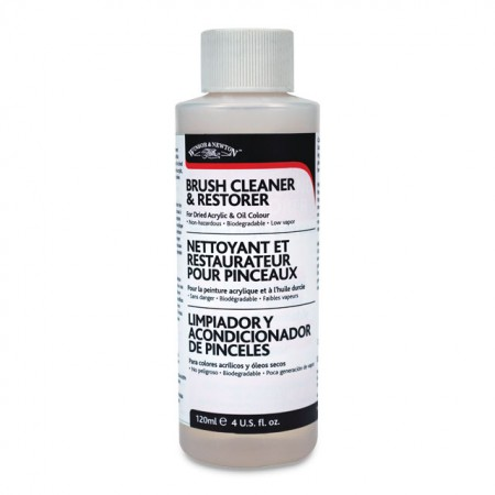 Brush Cleaner and Restorer- 4 oz.