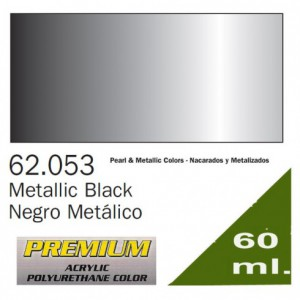 Premium Metallic Black 60ml