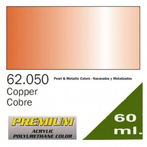 Premium Metallic Copper 60ml