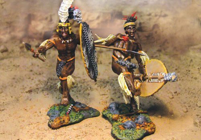 MBONAMBI WOUNDED #CS00327-1 AVAILABLE OOP