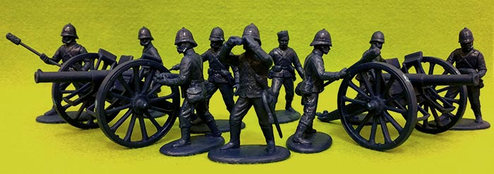 Michigan Toy Soldier Company : Expeditionary Force Toy
