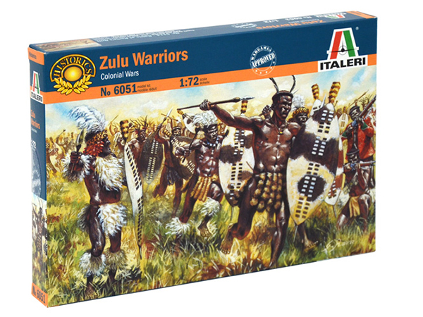 Zulu Warriors (Re-Issue)