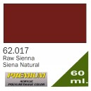 Premium Raw Sienna 60ml
