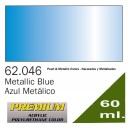 Premium Metallic Blue 60ml